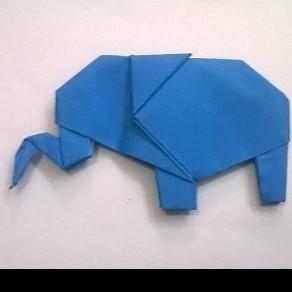 Elefanteorigami