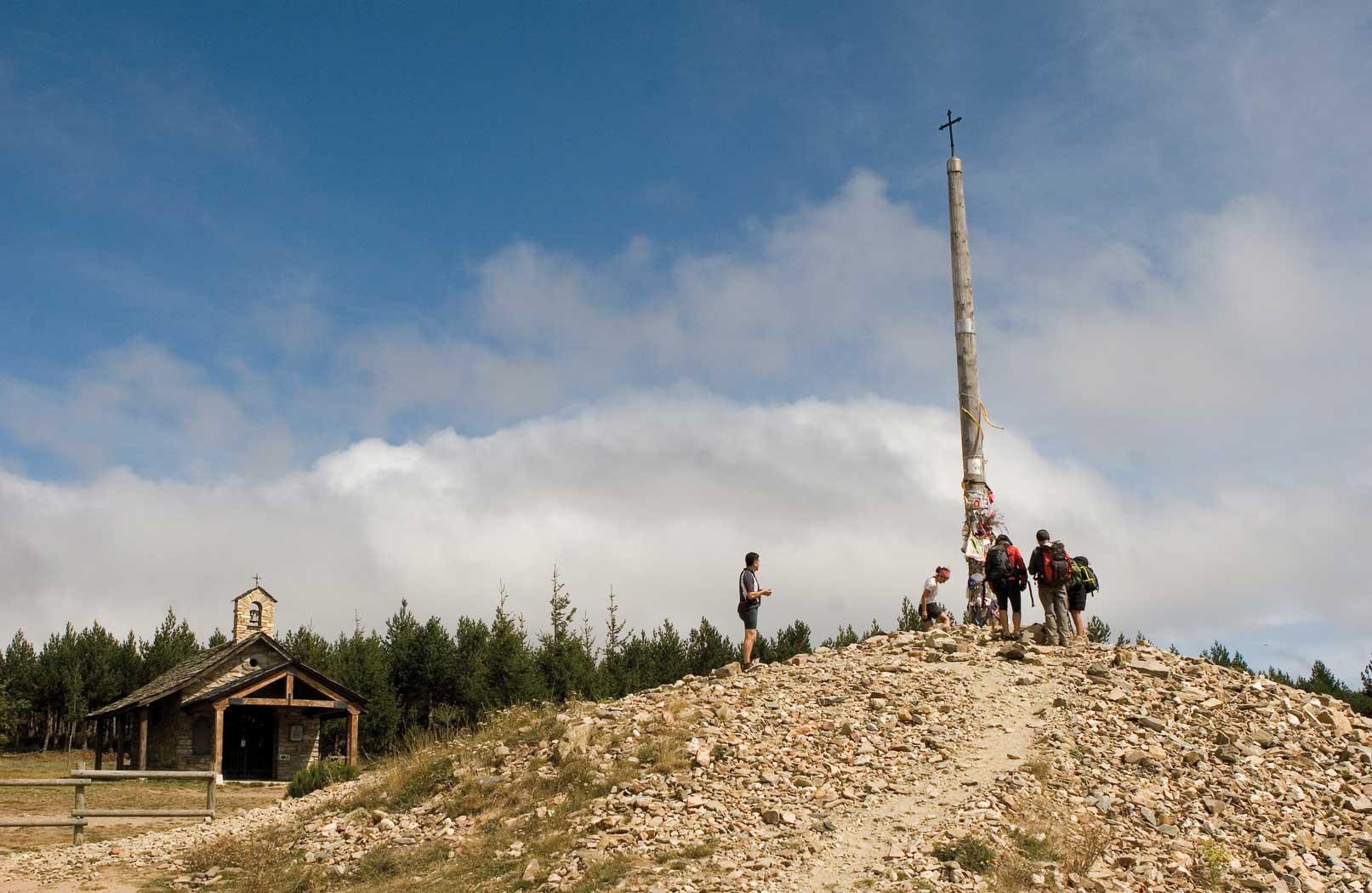 Ruta Natura Camino De Santiago: Cruz De Ferro – Riego De Ambrós