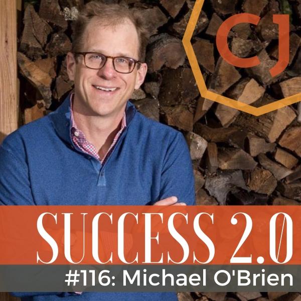 Michael O'Brien, Author of Shift
