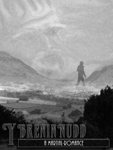 The cover of Y Brenin Nudd.