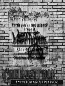 battle of the bands Cheirosyphon poster