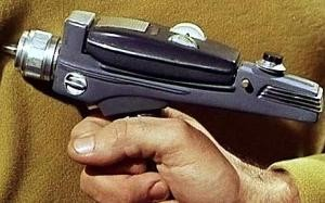 Phaser from Star Trek