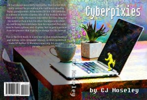 The Cyberpixies Paperback cover
