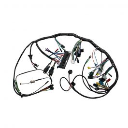 CJ Classics Mustang Under Dash Wiring Harness With Premium