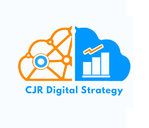 CJR Digital Strategy Logo as profile picture on Twitter