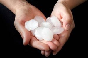 Denver CO roofer: hail