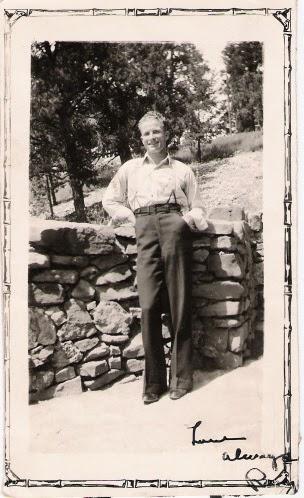 Roy Delmar Pace, 1930s