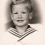 Family Photos Friday: My Father-In-Law, As A Toddler