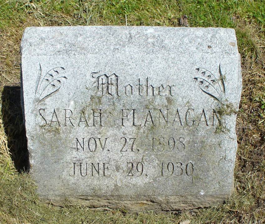 #52Ancestors: Great Grandmother Sarah Kennedy, a Tough Woman to Research