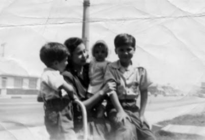 Rosie Salas Family
