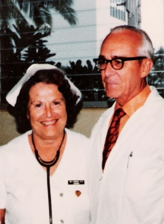 William Wallace Greene and Jean Alice Harless