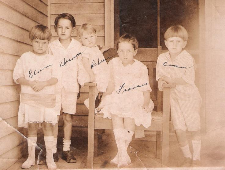 Rebecca Haley and Siblings