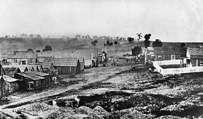 Jenny Lind 1856 - Calaveras Co Historical Society