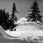 #52Ancestors: George Walter Harless Plowing Through 1940s Yosemite