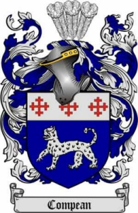 Compean Coat of Arms