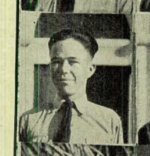 William Wallace Greene, 1923 Class Photo