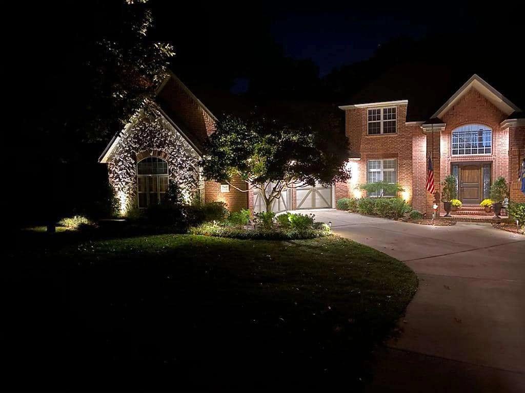 outdoor home lighting cj s electric