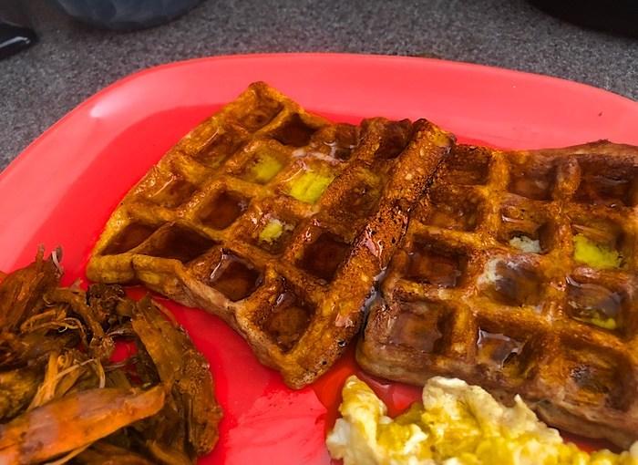 KETO Waffles | Simple to Make | Gluten Free | Flourless
