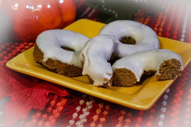 Keto Low Carb Pumpkin Donuts