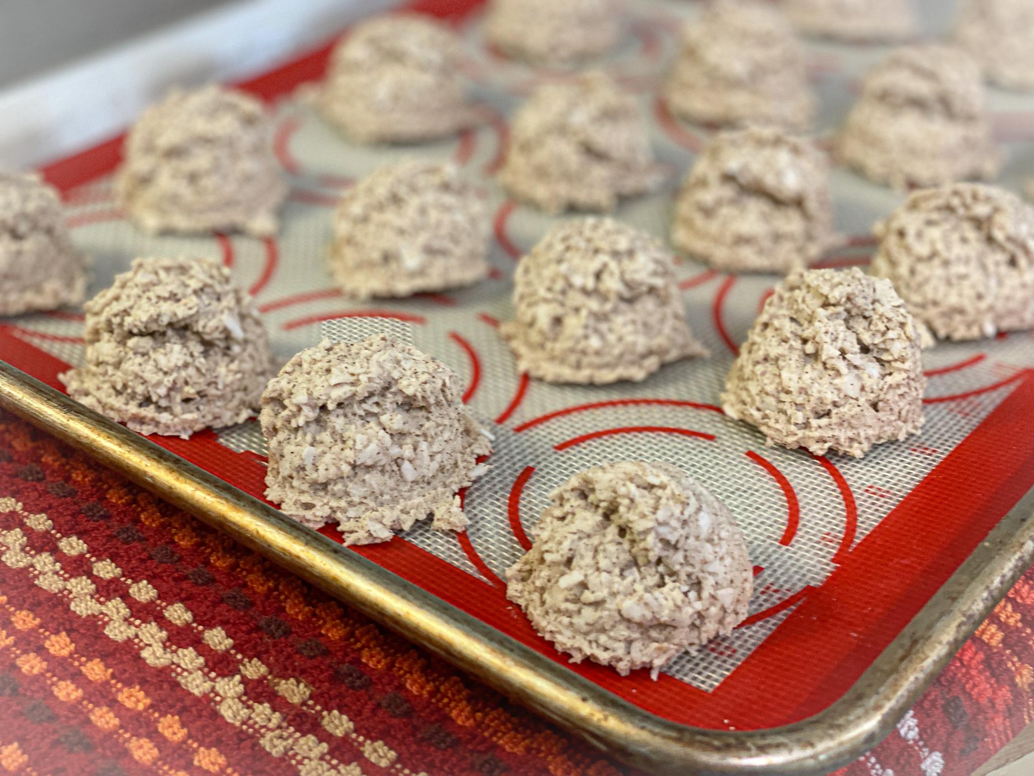snickerdoodle no bake cookies