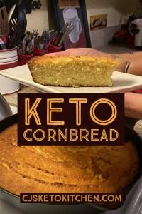 Keto Corn Bread