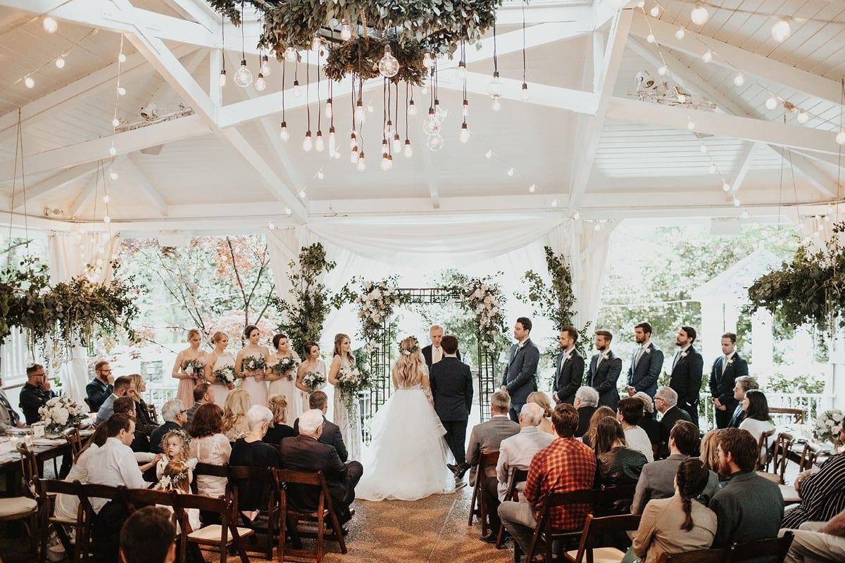 top 5 garden wedding
