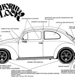 thesamba com beetle late model super 1968 up view topic would like to see pics of 71 74 cal look standards [ 1070 x 735 Pixel ]