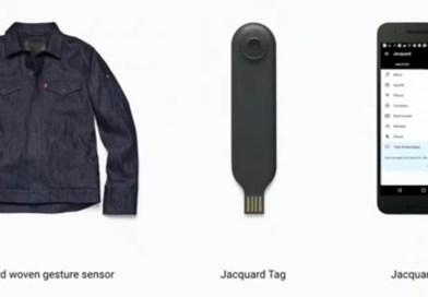 Video: Watch Google and Levi's Project Jacquard-Infused Smart Denim Jacket in Action