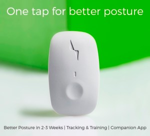 UPRIGHT GO Wearable device