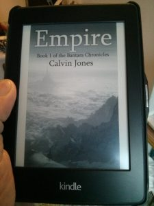 Empire on Kindle