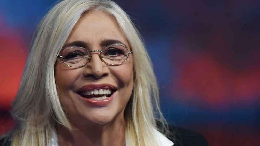 Mara Venier, la conduttrice è stata vittima degli insulti da parte dei suoi haters (Getty Images)