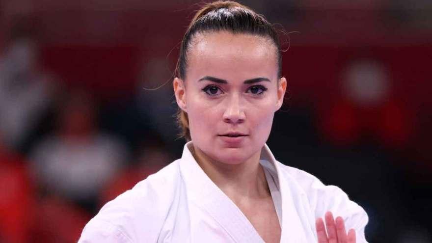 Viviana Bottaro, chi è la karateka che ha conquistato il primo bronzo italiano alle olimpiadi (Getty Images)