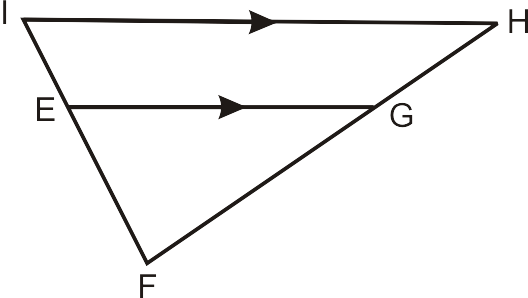 Find the Missing Side of a Triangle Using Similarity and