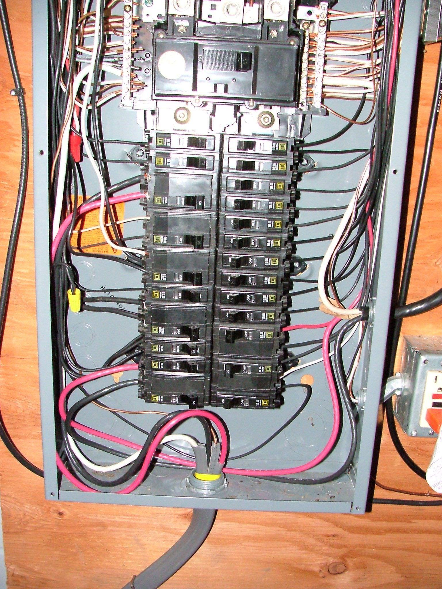 hight resolution of circuit breaker