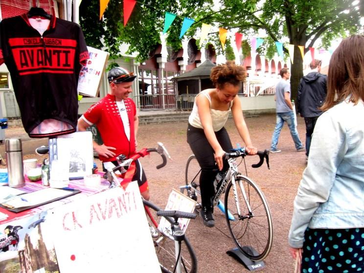 CK Avanti på Feministisk Festival
