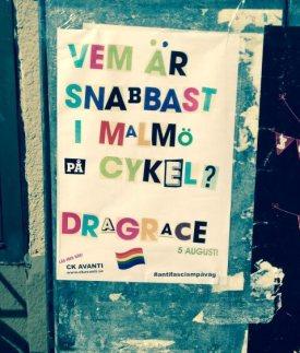 Dragrace 2016 inbjudan