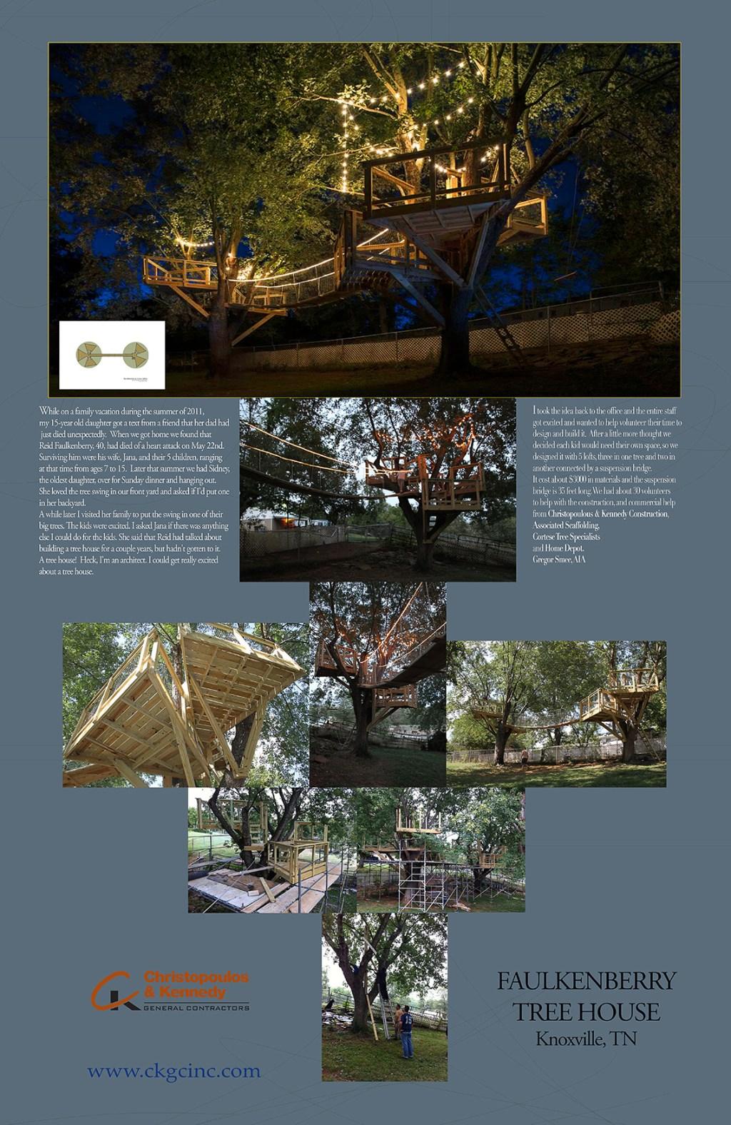 Faulkenberry Treehouse
