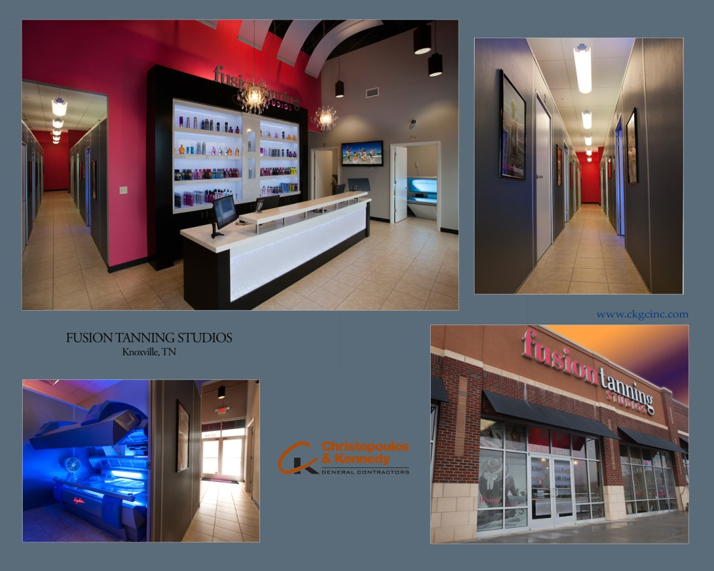 Fusion Tanning Studios