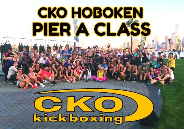 Image result for CKO Kickboxing Hoboken Park