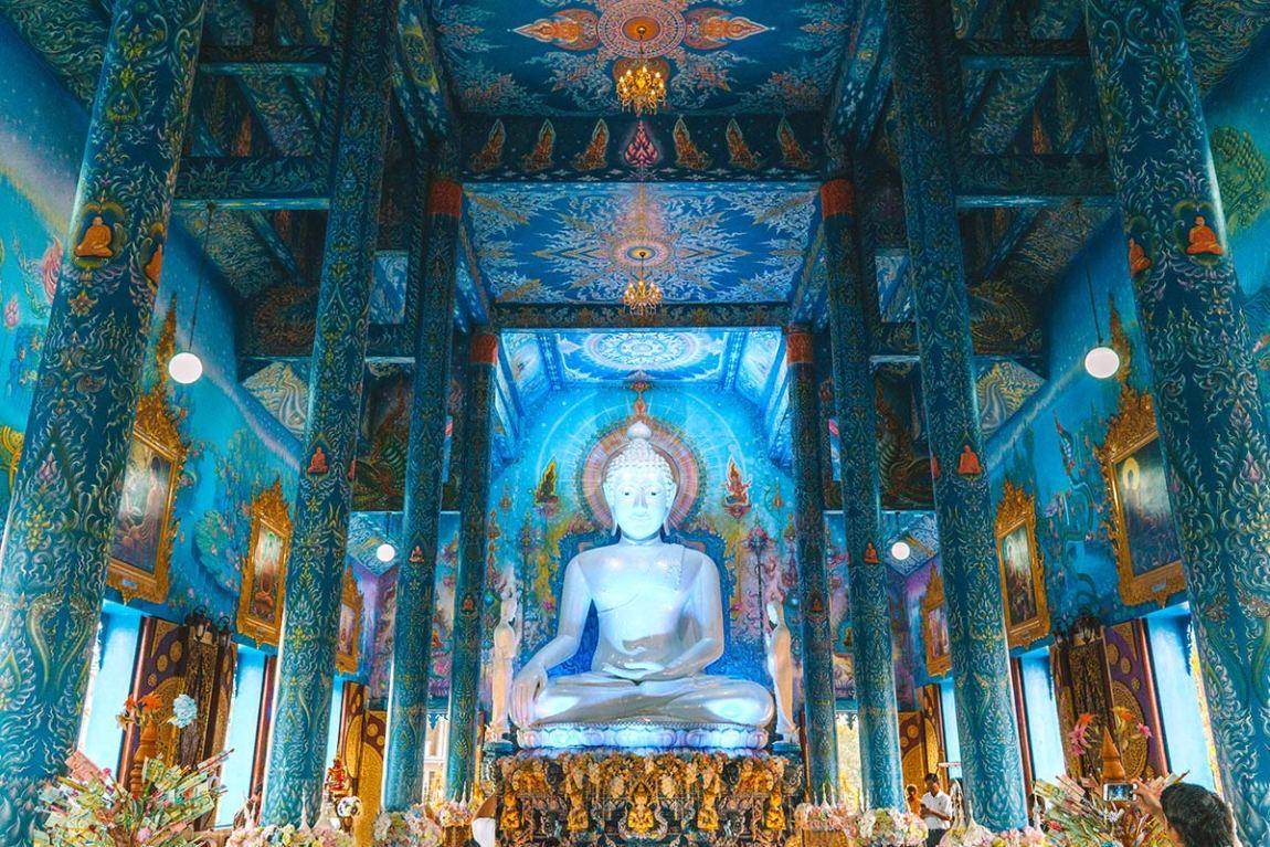 Top things to do chiang rai, Northern Thailand blog post