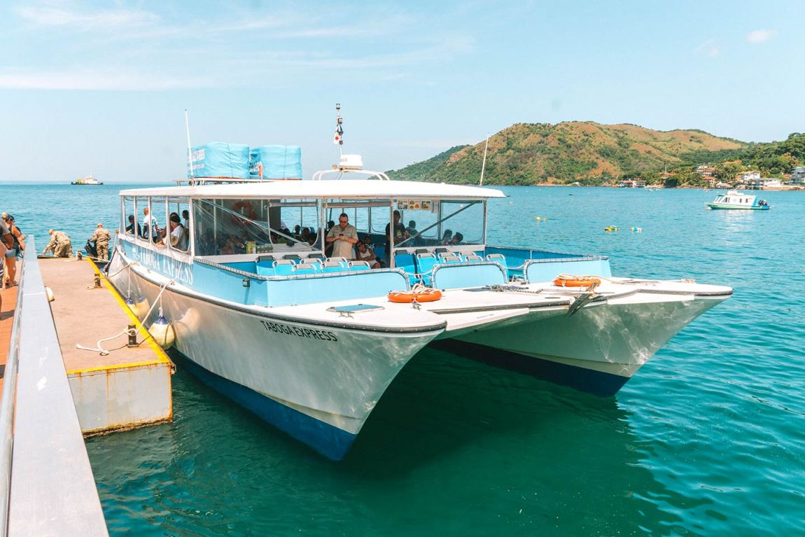A guide to Taboga Island in Panama City express ferry