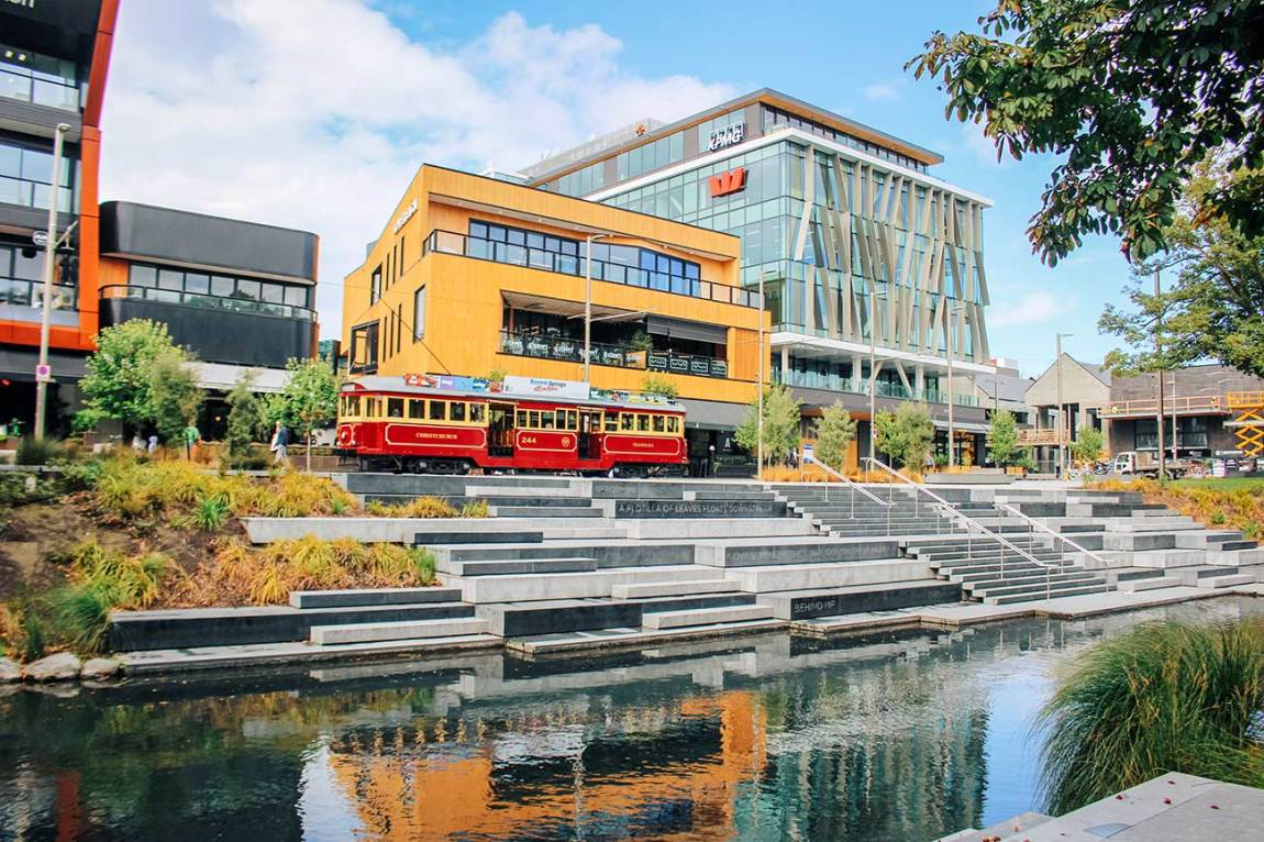 Christchurch to Queenstown - 1 week New Zealand itinerary road trip