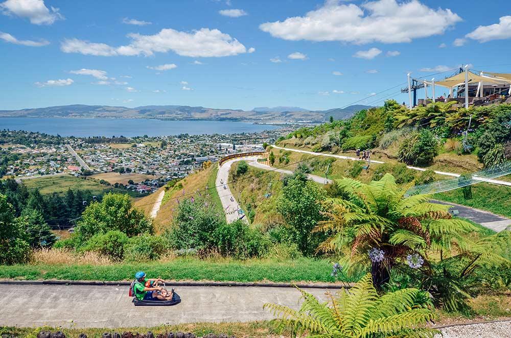 skyline rotorua- The best things to do in Rotorua - travel guide