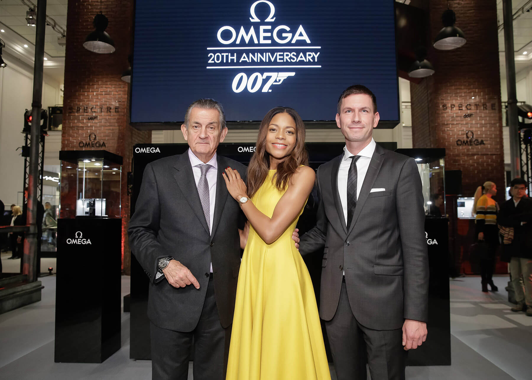 OMEGA James Bond SPECTRE