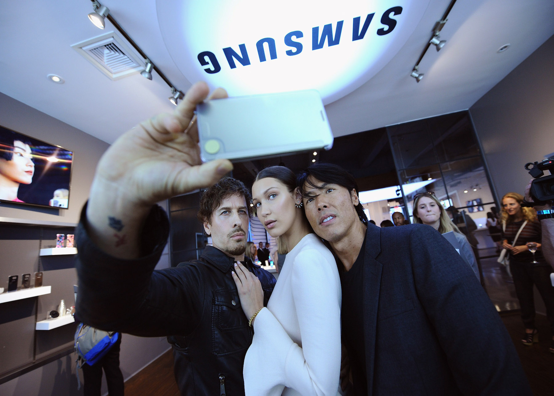 Samsung Celebrates The Unveiling Of The Galaxy S6 edge+ And Galaxy Note5
