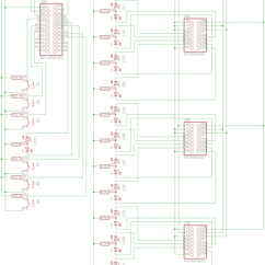 Convert Circuit Diagram To Breadboard Of A Microscope And Functions Its Parts Designing Printed Boards Raspberry Pi Forums I Suspect That There Will Be Fewer Issues With The Operation E G Touching An Led On