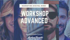 Marketing Digital Mind Academy - Workshop Advanced