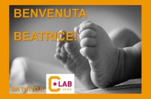 Benvenuta Beatrice! 21 Marzo 2020