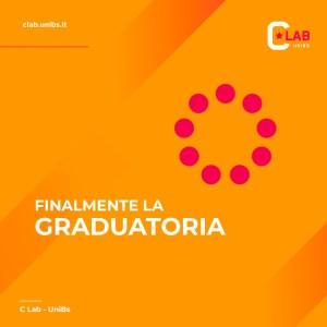 Finalmente la graduatoria! 30 Giugno 2020