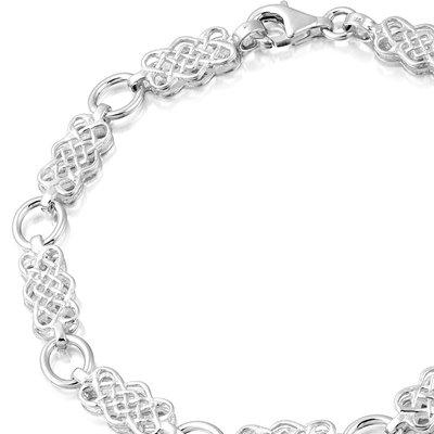 Silver Celtic Bracelets